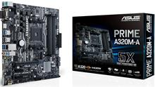 ASUS PRIME A320M-A AM4 Motherboard